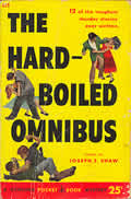 Hard-Boiled Omnibus: Early Stories From Black Mask