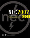 National Electrical Code 2002 NEC Ring Binder