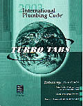 2003 International Plumbing Code Tabs