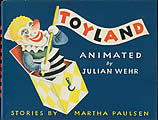 Toyland: an Animated Book Cover