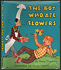Boy Who Ate Flowers
