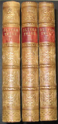 Oliver Twist: or, The Parish Boy's Progress 1st Edition Mixed State 3 Volumes