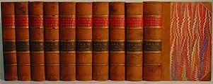 History of Europe From the Commencement of the French Revolution in M.DCC.LXXXIX to the Restoration of the Bourbons in M.DCCC.XV, 10 Volumes, 2nd Edition