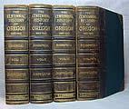 Centennial History Of Oregon 4 Volumes