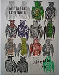 Derriere Le Miroir Riopelle Posters