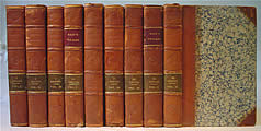 Fragments of the Voyages and Travels: 9 Volumes; First, Second, and Third Series Complete