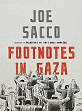 Footnotes In Gaza Signed Edition - Signed Edition