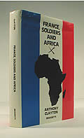 France Soldiers & Africa
