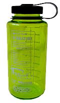 Powell's BPA-Free Nalgene Bottle: Literature