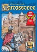 Carcassonne Board Game DISCONTINUED
