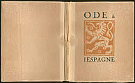 Ode A Lespagne - Signed Edition