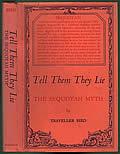 Tell Them They Lie the Sequoyah Myth