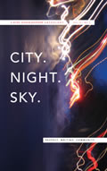 City. Night. Sky. A Write around Portland Anthology