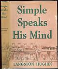 Simple Speaks His Mind 1st Edition