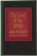 Lord Of The Rings 3 Volumes 2nd Edition