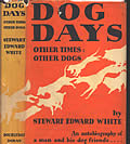 Dog Days Other Times Other Dogs Signed 1st Edition