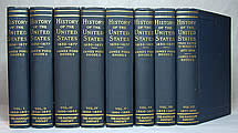 History of the United States, 8 Volumes