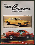 The 1969 Camaro Reference Book