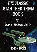 The Classic Star Trek Trivia Book