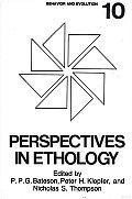 Perspectives in Ethology: Volume 10: Behavior and Evolution