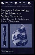 Neogene, Paleontology of the Manonga Valley, Tanzania: A Window into the Evolutionary History of East Africa