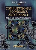 Computational Economics and Finance: Modeling and Analysis with Mathematica