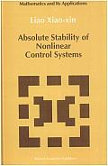 Absolute Stability of Nonlinear Control Systems