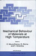 Mechanical Behaviour of Materials at High Temperature