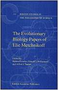 The Evolutionary Biology Papers of Elie Metchnikoff