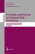 Principles and Practice of Semantic Web Reasoning: International Workshop, PPSWR 2003, Mumbai, India, December 8, 2003, Proceedings