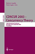 CONCUR 2003 - Concurrency Theory: 14th International Conference, Marseille, France, September 3-5, 2003, Proceedings