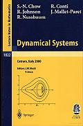 Dynamical Systems: Lectures given at the C.I.M.E. Summer School Held in Cetraro, Italy, June 19-26, 2000