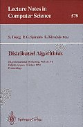 Distributed Algorithms: 5th International Workshop, WDAG 91, Delphi, Greece, October 7-9, 1991. Proceedings
