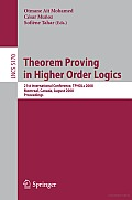 Theorem Proving in Higher Order Logics: 21st International Conference, TPHOLs 2008, Montreal, Canada, August 18-21, 2008, Proceedings