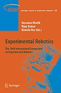 Experimental Robotics: The 10th International Symposium on Experimental Robotics