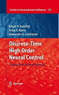 Discrete-Time High Order Neural Control: Trained with Kalman Filtering