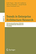 Trends in Enterprise Architecture Research: 5th Workshop, TEAR 2010, Delft, the Netherlands, November 12, 2010, Proceedings