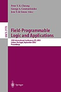 Field-programmable Logic and Applications: 13th International Conference, FPL 2003, Lisbon, Portugal, September 1-3, 2003: Proceedings