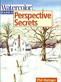 Watercolor Basics - Perspective Secrets Cover