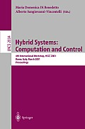 Hybrid Systems: Computation and Control: 4th International Workshop, HSCC 2001 Rome, Italy, March 28-30, 2001 Proceedings