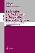 Engineering and Deployment of Cooperative Information Systems: First International Conference, EDCIS 2002, Beijing, China, September 17-20, 2002. Proceedings