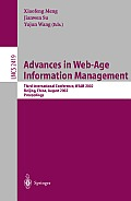 Advances in Web-Age Information Management: Third International Conference, WAIM 2002, Beijing, China, August 11-13, 2002. Proceedings