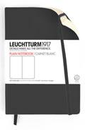 Leuchtturm1917 Medium Plain Black Soft Journal