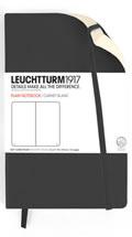 Leuchtturm1917 Pocket Plain Black Soft Journal
