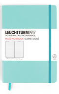 Leuchtturm1917 Large Lined Light Blue Soft Journal DISCONTINUED