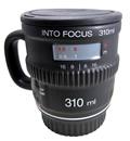 Into Focus Ceramic Camera Mug
