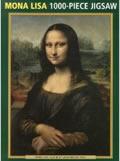 DaVinci Mona Lisa 1000 Piece Jigsaw Puzzle
