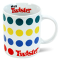 Twister Porcelain Mug