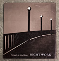 Night Work Signed 1st Edition
