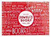 Powell's Books, Books, Books Magnet